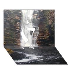 Chapada Diamantina 5 Ribbon 3d Greeting Card (7x5)