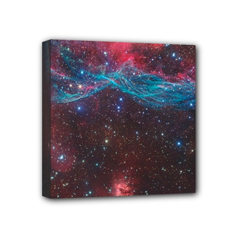VELA SUPERNOVA Mini Canvas 4  x 4