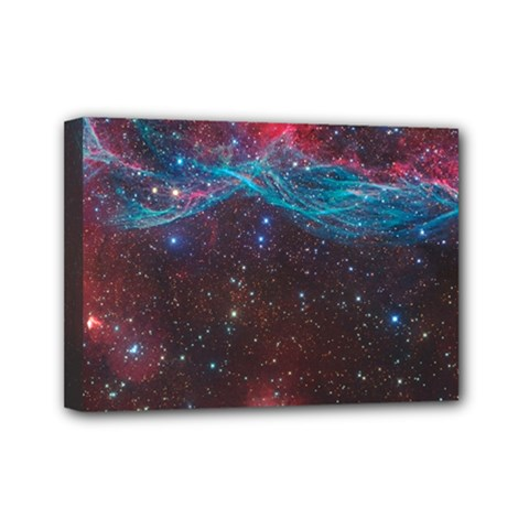 Vela Supernova Mini Canvas 7  X 5