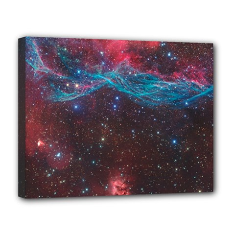 VELA SUPERNOVA Canvas 14  x 11  by trendistuff