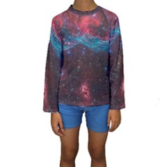 VELA SUPERNOVA Kid s Long Sleeve Swimwear