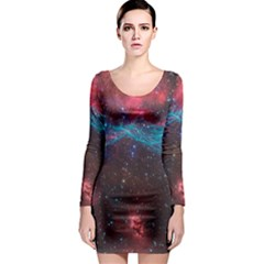 VELA SUPERNOVA Long Sleeve Bodycon Dresses