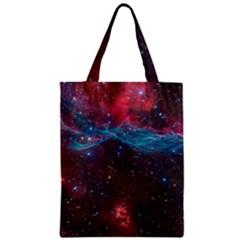 Vela Supernova Classic Tote Bags