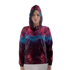 Vela Supernova Hooded Wind Breaker (women)