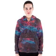 VELA SUPERNOVA Women s Zipper Hoodies