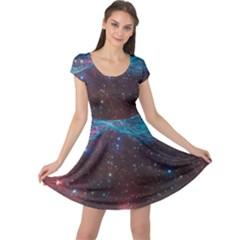 VELA SUPERNOVA Cap Sleeve Dresses