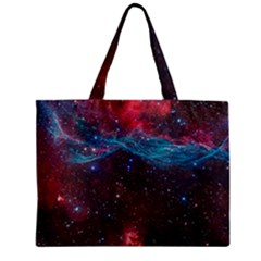 VELA SUPERNOVA Zipper Tiny Tote Bags