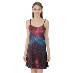 Vela Supernova Satin Night Slip