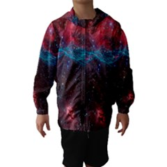 Vela Supernova Hooded Wind Breaker (kids)