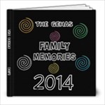 2014 - 8x8 Photo Book (20 pages)