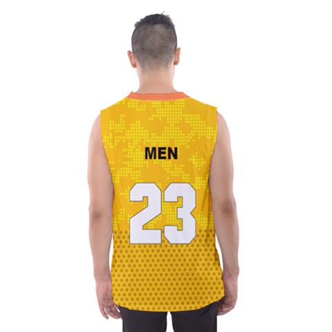 Men s Basketball Tank Top