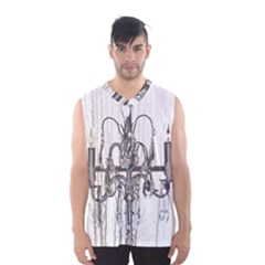 LP250354001 Men s Basketball Tank Top by TresFolia