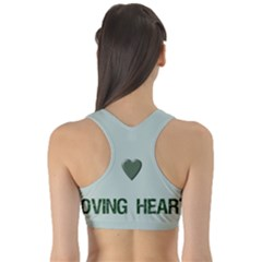 Women s Reversible Sports Bra Inside Back