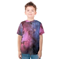 Trifid Nebula Kid s Cotton Tee