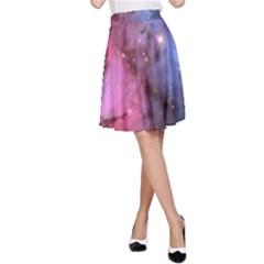 Trifid Nebula A Line Skirt