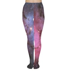 Trifid Nebula Women s Tights
