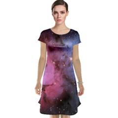 Trifid Nebula Cap Sleeve Nightdresses