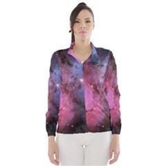 Trifid Nebula Wind Breaker (women)