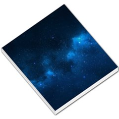 Starry Space Small Memo Pads by trendistuff
