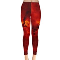ROSETTE NEBULA 2 Women s Leggings by trendistuff