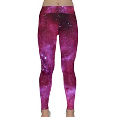 Rosette Nebula 1 Yoga Leggings by trendistuff