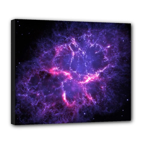 PIA17563 Deluxe Canvas 24  x 20   by trendistuff