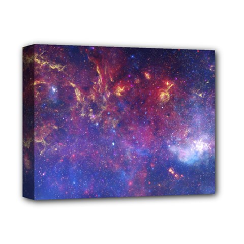 MILKY WAY CENTER Deluxe Canvas 14  x 11  by trendistuff