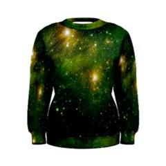 Hydrocarbons In Space Women s Sweatshirts by trendistuff
