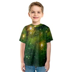Hydrocarbons In Space Kid s Sport Mesh Tees