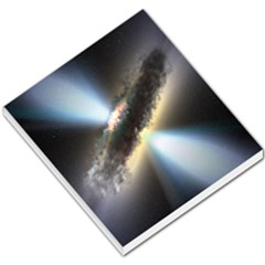 Hidden Black Hole Small Memo Pads by trendistuff