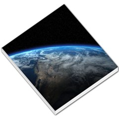 Earth Orbit Small Memo Pads by trendistuff