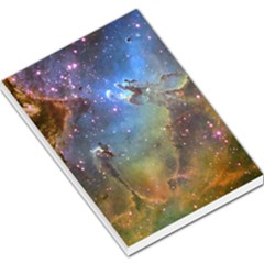 Eagle Nebula Large Memo Pads by trendistuff