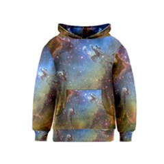 Eagle Nebula Kid s Pullover Hoodies by trendistuff