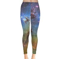 EAGLE NEBULA Winter Leggings  by trendistuff