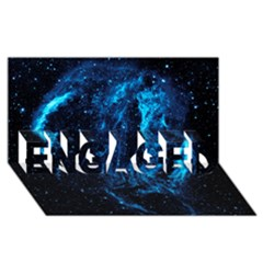 Cygnus Loop Engaged 3d Greeting Card (8x4)  by trendistuff