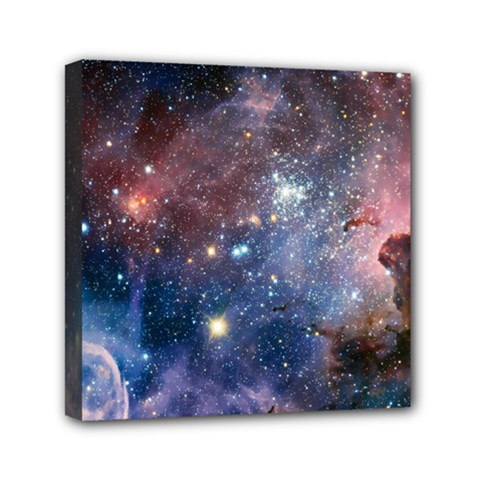 Carina Nebula Mini Canvas 6  X 6  by trendistuff