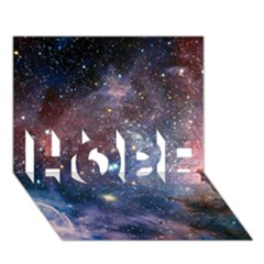 Carina Nebula Hope 3d Greeting Card (7x5)