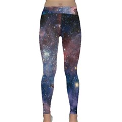 Carina Nebula Yoga Leggings by trendistuff