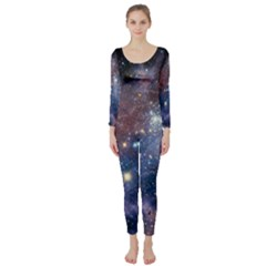 CARINA NEBULA Long Sleeve Catsuit by trendistuff