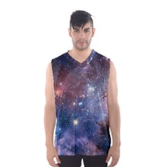 Carina Nebula Men s Basketball Tank Top by trendistuff