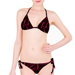 Luxury Claret Design Bikini Set by Costasonlineshop