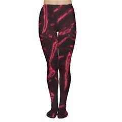 Luxury Claret Design Women s Tights by Costasonlineshop