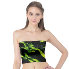 Green Northern Lights Women s Tube Tops