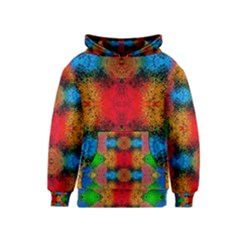 Colorful Goa   Painting Kid s Pullover Hoodies
