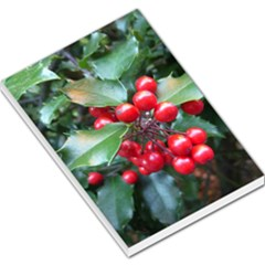 Holly 1 Large Memo Pads by trendistuff