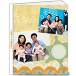 Family_L - 8x10 Deluxe Photo Book (20 pages)