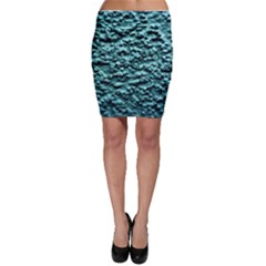 Green Metallic Background, Bodycon Skirts by Costasonlineshop