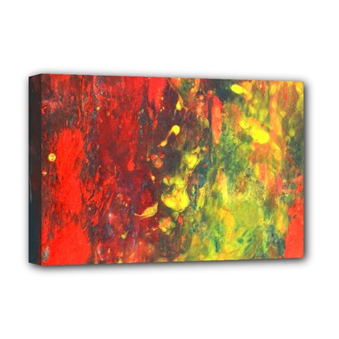 Wild Deluxe Canvas 18  X 12   by timelessartoncanvas