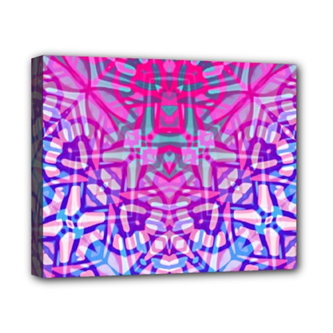 Ethnic Tribal Pattern G327 Canvas 10  X 8  by MedusArt