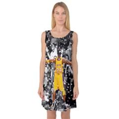 Image Sleeveless Satin Nightdresses